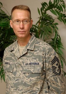 Chief Master Sgt. Todd Small