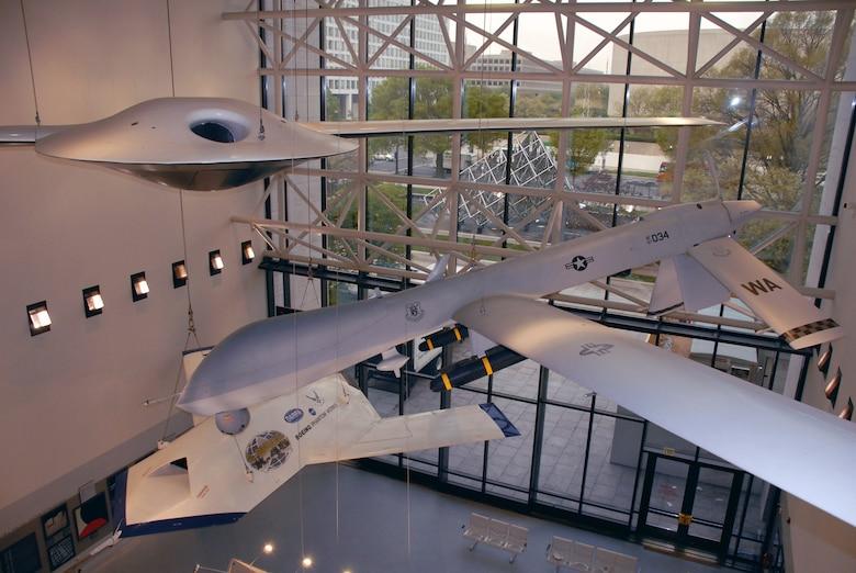 Smithsonian Puts Uavs On Display U S Air Force Article Display