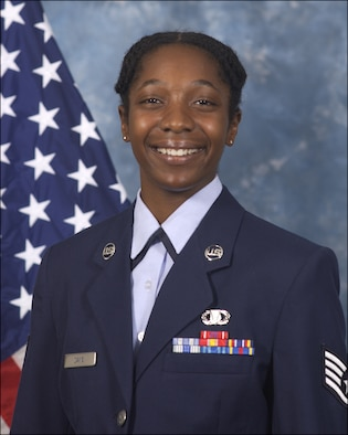 Staff Sgt. Tiffany Davis