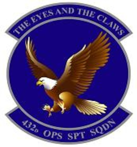 432d Operations Support Squadron smaller resolution