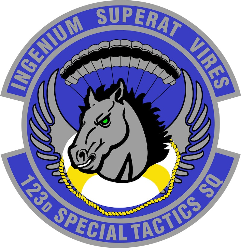 123rd Special Tactics Squadron