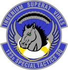 123rd Special Tactics Squadron Design by Tech. Sgt. Joe Youdell, Artwork by Chief Master Sgt. (Ret.) Terry Lutz