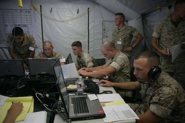 Warfighting Lab tests new theories to empower companies ...