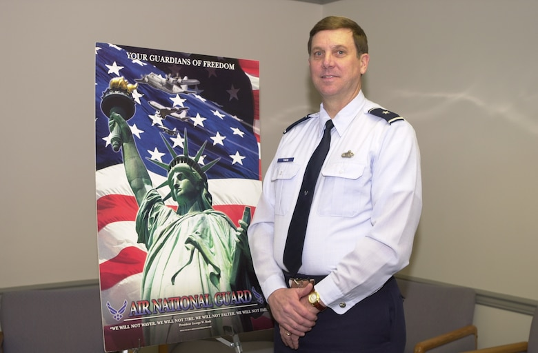 Brig. Gen. Edward Tonini created the Your Guardians of Freedom