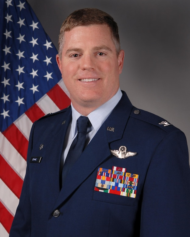 "Col. Robert ""L.A."" Brooks, Wing Commander, 104 Fighter Wing, Barnes ANGB"