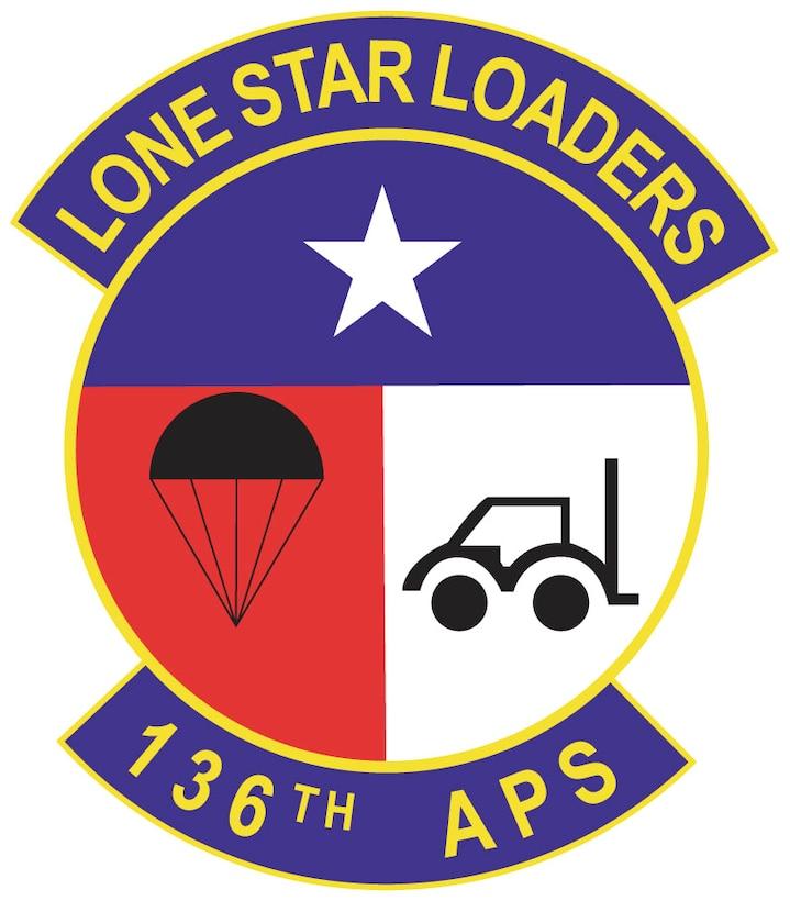 136th Aerial Port Squadron Logo