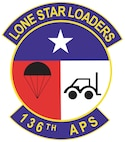 136th Aerial Port Squadron Logo