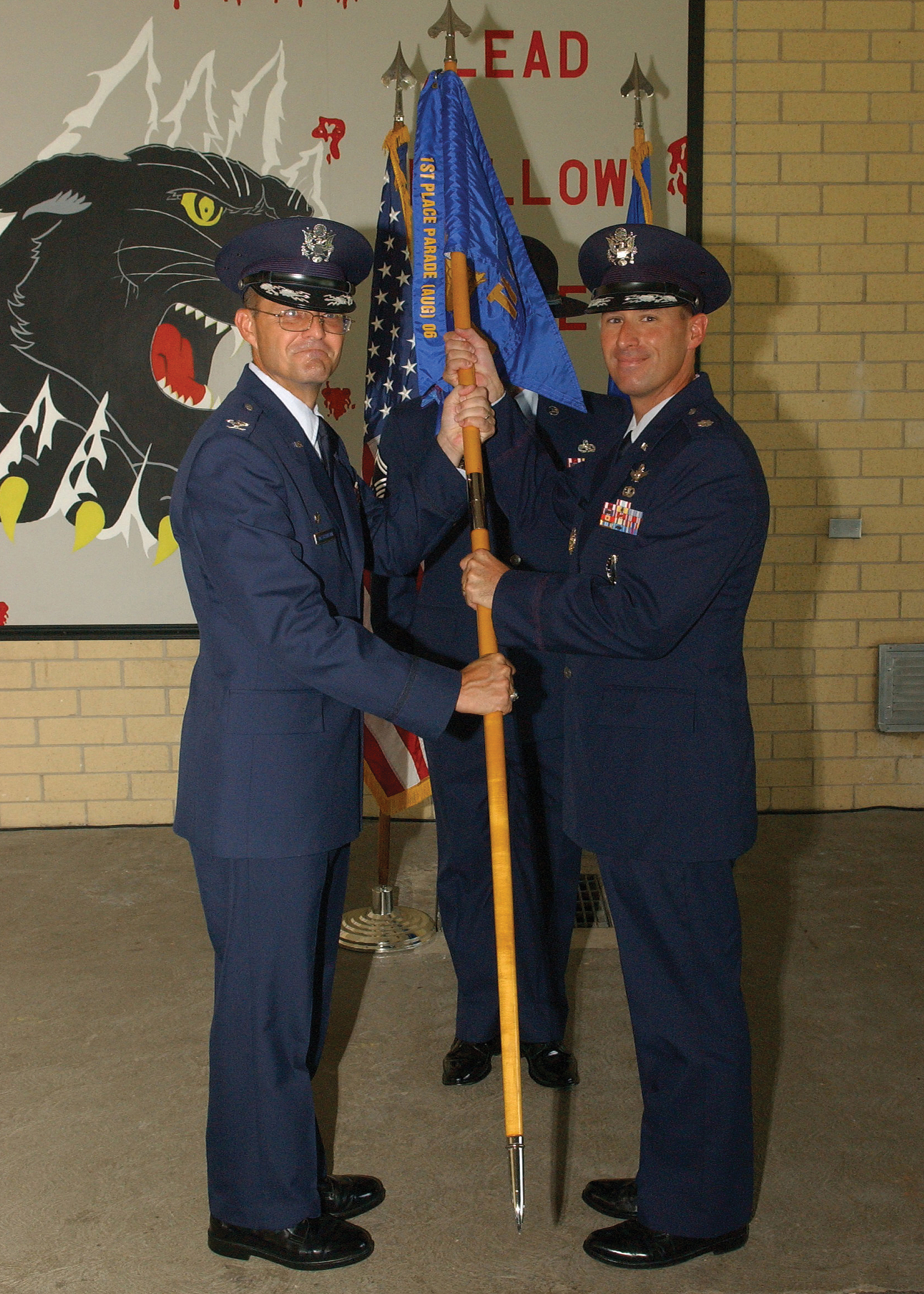 321st Reactivated For More Trainees Gt Joint Base San