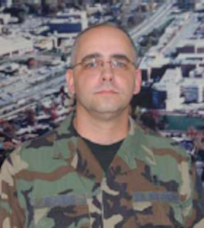 Chief Master Sgt. Adam Reading