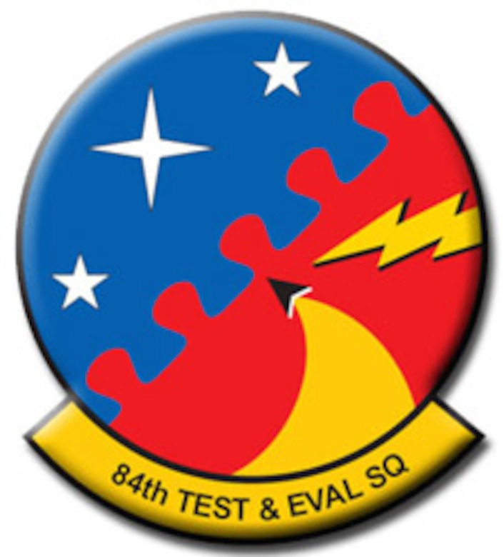 84th Test and Evaluation Squadron patch