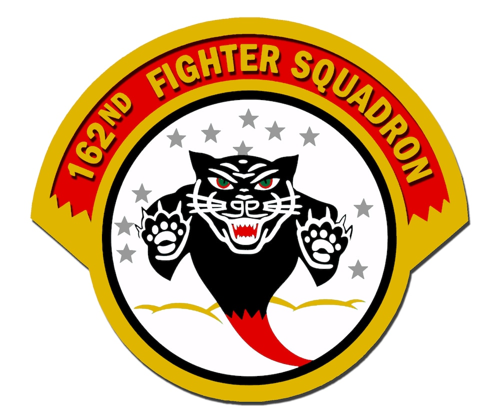 162nd Squadron Patch