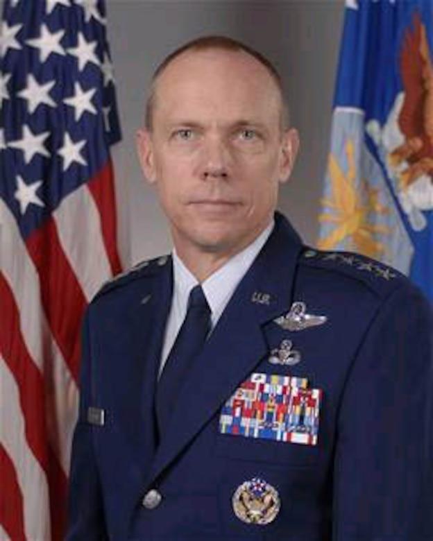 Gen. Don Hoffman