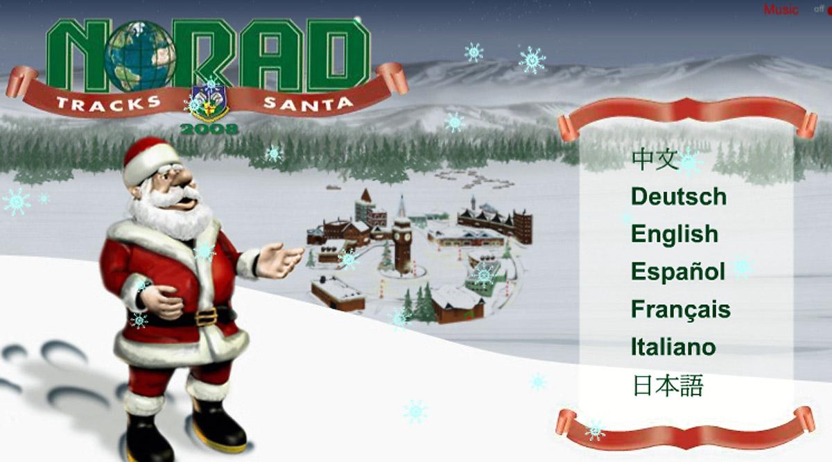 NORAD prepares for 50th year tracking Santa > U.S. Air Force ...