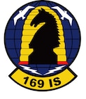 The official emblem of the 169th Intelligence Squadron, Utah Air National Guard.