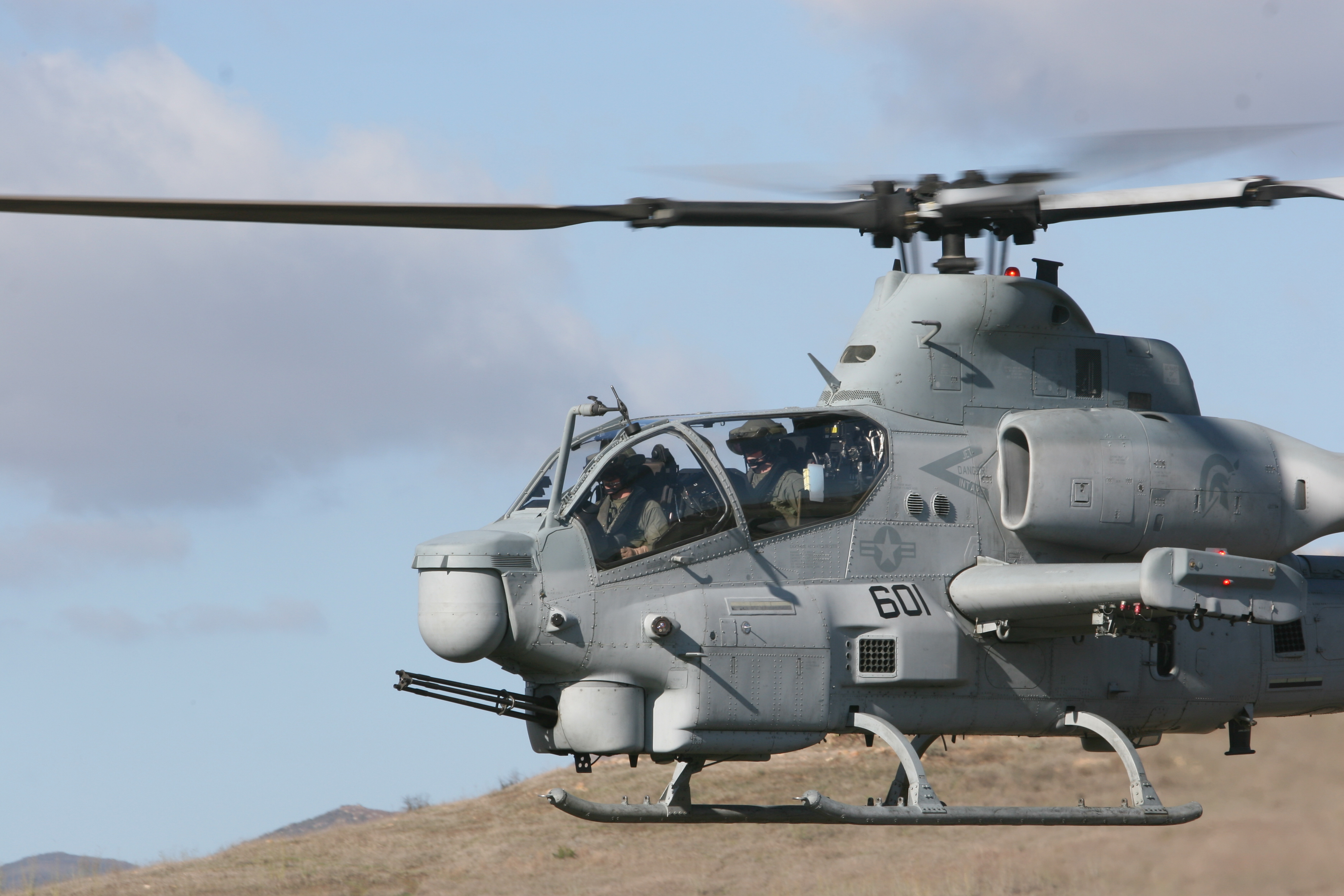 Corps' Cobra receives new fangs > 3rd Marine Aircraft Wing ...