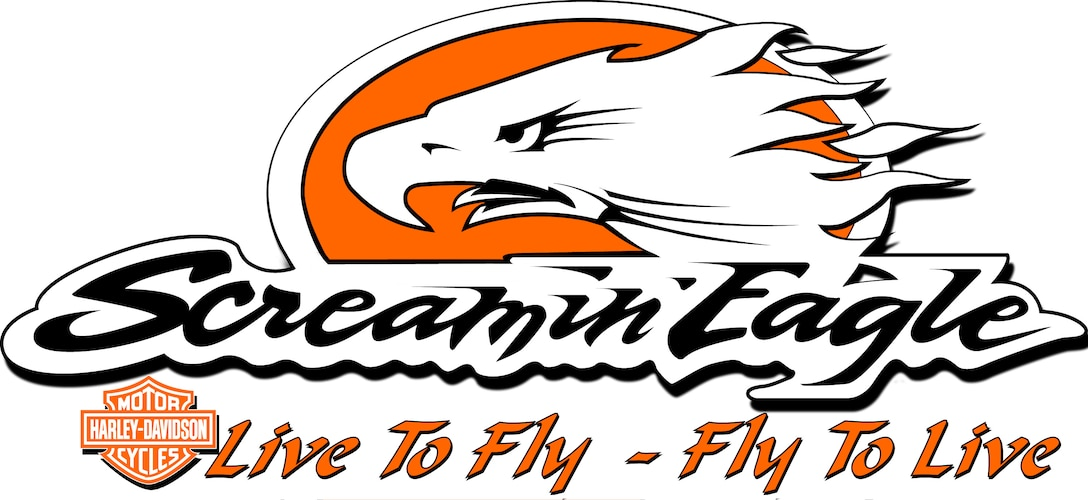 128 Air Refueling Wing Screamin Eagle nose art for aircraft number 62-3512. 300DPI, Color (Graphic By: SMSgt Jeff Rohloff)