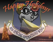 The 919th Special Operations Wing safety office extends its best wishes this holiday season to the 919th SOW family.  This season can be the most joyous for you and your family, but can easily be the most stressful time of year.  Take a few minutes to A.C.T. - Assess each decision you and your family make - Consider all options to limit the risk - Take the appropriate action. Happy holidays. (U.S. Air Force graphic / Senior Airman Jon McCallum)