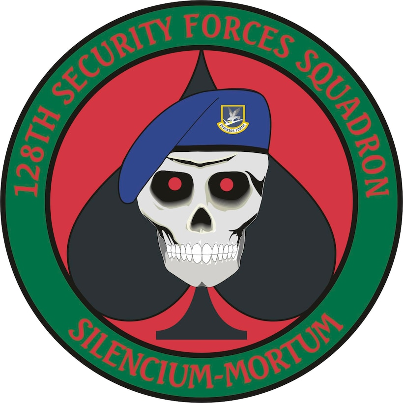 128th Air Refueling Wing Security Forces Squadron