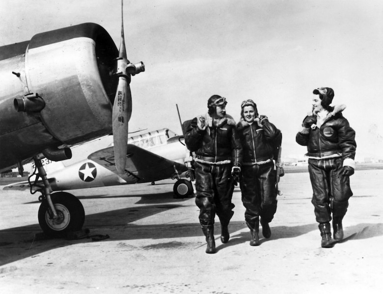 Women Airforce Service Pilots (U.S. Air Force photo)