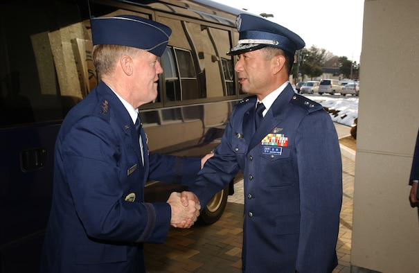 2008 Military Pay Chart: 5th AF commander takes to the skies one last time e Pacific Air ,Chart