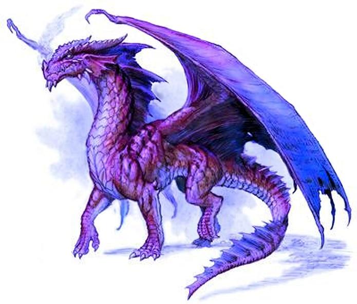 The OPSEC Purple Dragon. (Courtesy graphic)