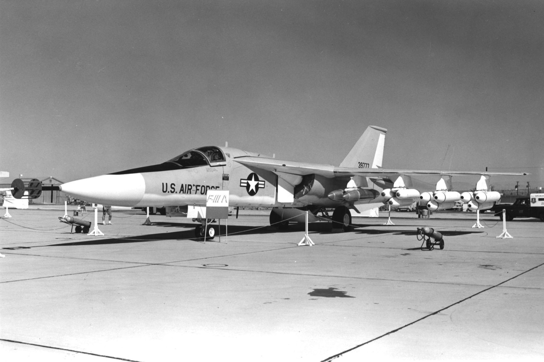 F-111A CAS load - Jet Modeling - ARC Discussion Forums