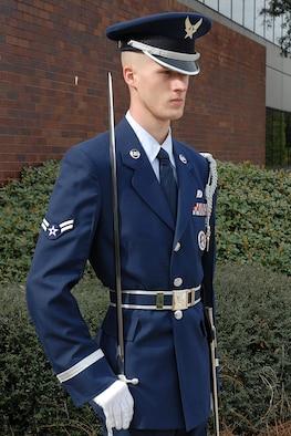 Airman 1st Class Stephen Harper (U.S. Air Force photo/Shauna Heathman)