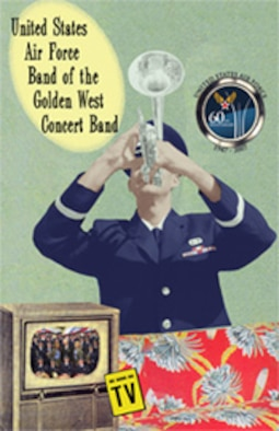 U.S. Air Force Band of the Golden West visits Southern California