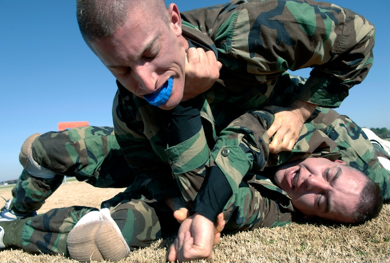 OTS begins new close-combat course > U S  Air Force