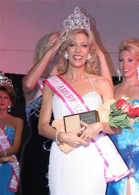 Prior to winning the title of Mrs. Florida Galaxy 2008, Mrs. Melissa Behnke was crowned the new Mrs. National Beauty of America 2007.  (courtesy photo)