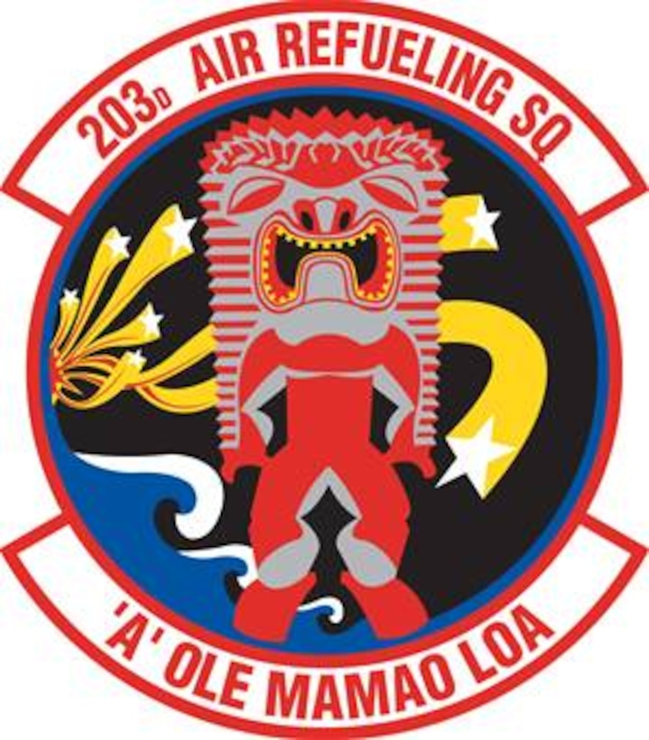 203rd Air Refueling Squadron