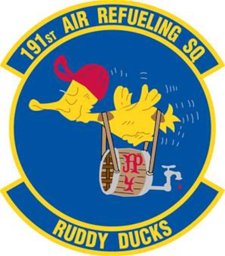 191st Air Refueling Squadron