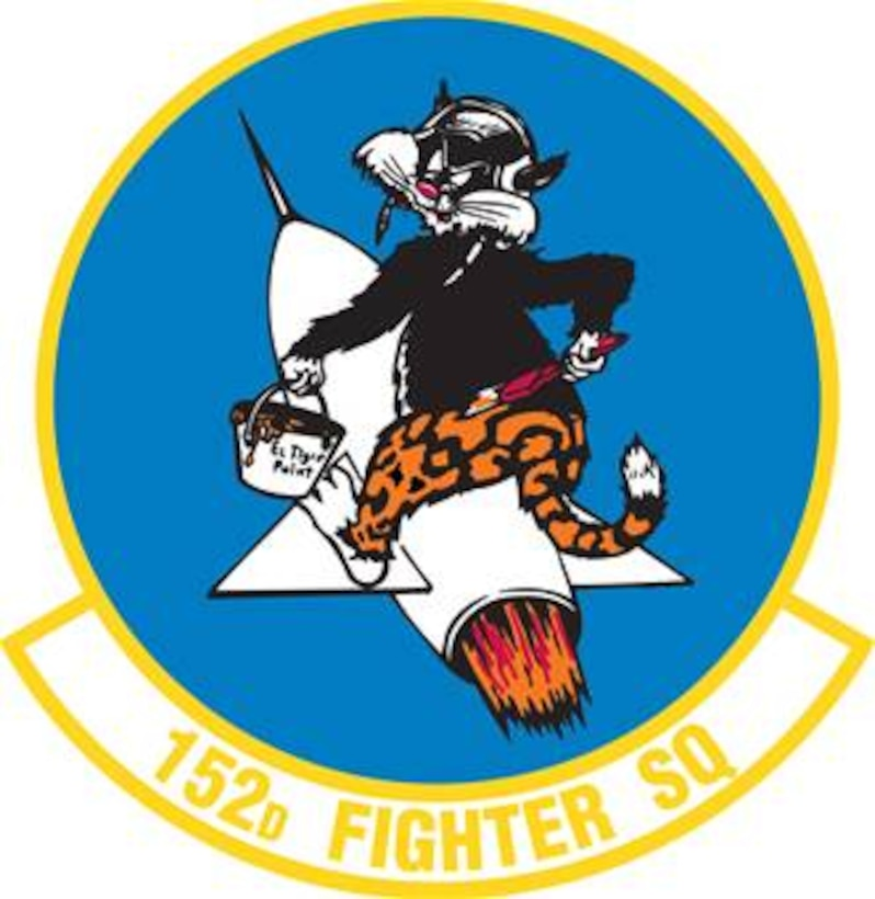 152nd Fighter Squadron