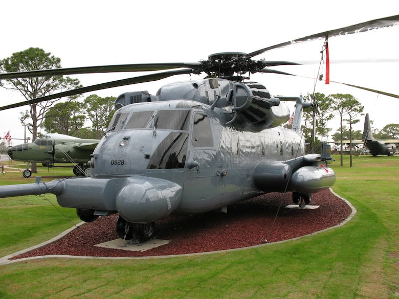 MH-53M 68-10928 Pave Low, Memorial Air Park, Hurlburt Field, FL