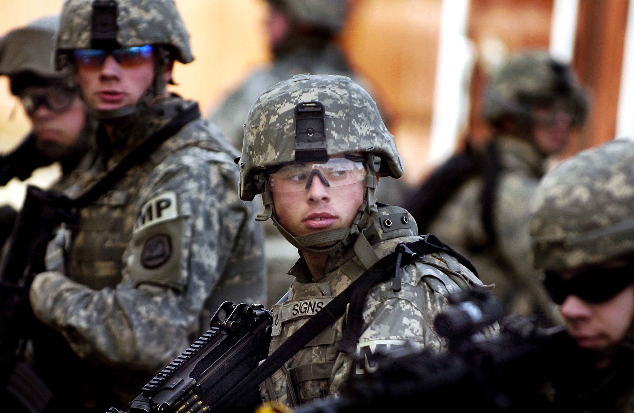 military police national guard
