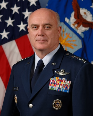 Gen. Howie Chandler, Pacific Air Forces commander