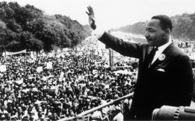 Dr. Martin Luther King (Courtesy photo)