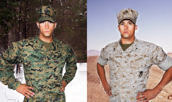 Sleeves go down as winter comes up > Marine Corps Base ...