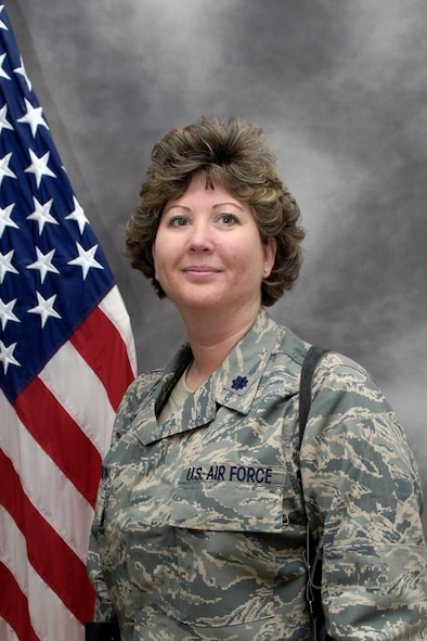 Lt. Col. Denise Thompson