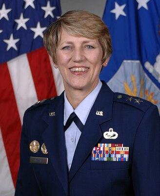Maj. Gen. K.C. McClain, Air Force Personnel Center commander.