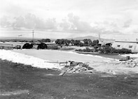 New 509th War Room on Tinian
