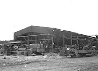 Welding Shop on Tinian