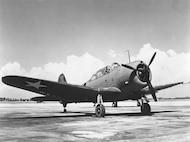 "Douglas A-24 ""Dauntless"" Dive Bomber (24292 A.C.)"