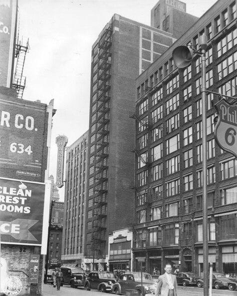The Electric Garage - Headquarters, Chicago Schools, AAFTTC.
