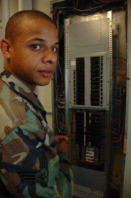 Senior Airman Jeremy Smith, 931st Civil Engineer Squadron