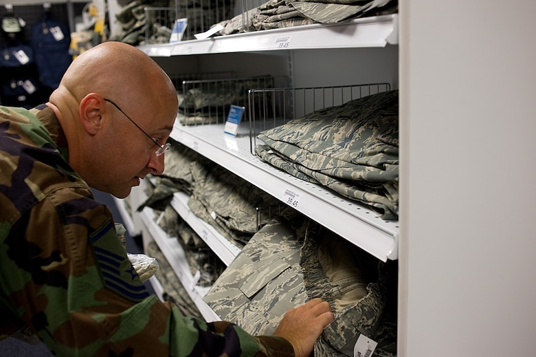 Clothing Sales Relocates > Joint Base Langley-Eustis