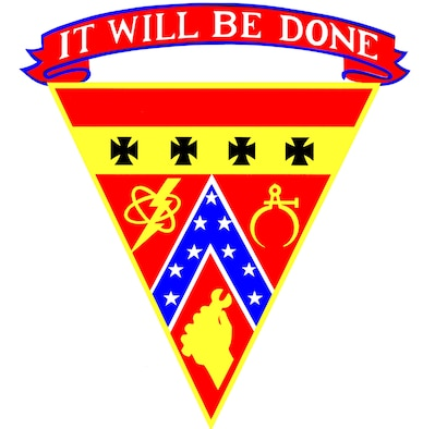 The 9th Maintenance Squadron patch. In accordance with Chapter 3 of AFI 84-105, commercial reproduction of this emblem is NOT permitted without the permission of the proponent organizational/unit commander.