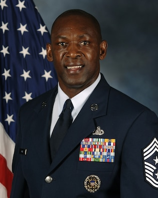 Chief Master Sgt. Clifton G. Cole