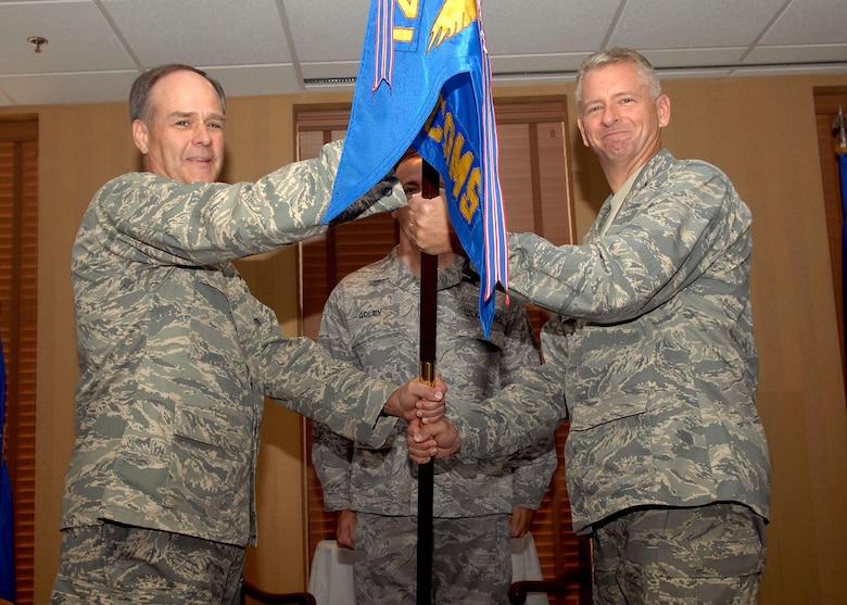 612th Acoms Command Changes Hands Gt Davis Monthan Air