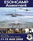 Environmental, Safety, and Occupational Health Compliance Assessment Management Program August 11-15, 2008 (U.S. Air Force graphic)